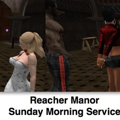 Reacher Family, Group Sex: Manor Sunday Morning Service *