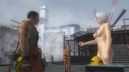 Dead or Alive 5 Last Round Naked Story Mode Part 2