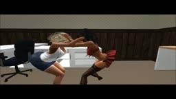 Feud issue 2 Jacqui vs Jen