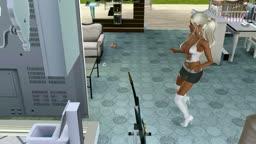 Amisha-Gangnam Style