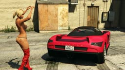 GTA 5 Stripper CHEETAH