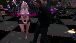 Mr Hoseman - A big black daddy with a big black cock for Maika