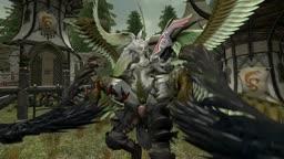 Garuda and Ixali