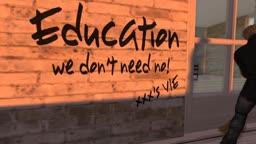 Education - we don't need no!