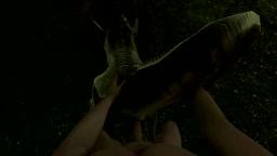"Jurassic ""New"" world pt.2"