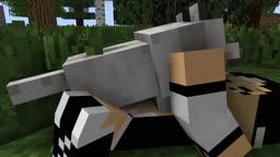 Minecraft Dog Porn [Sebie X Dog]