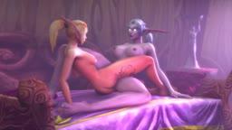 World of Warcraft - Alori Making New Friends (NoName55)