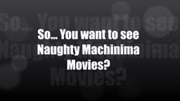 Sims 4 naughty machinima porn movies