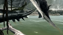 Skyrim argonian and dragon sex