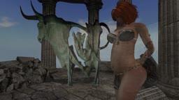 Minotaur part 7 Escape from Labyrinth