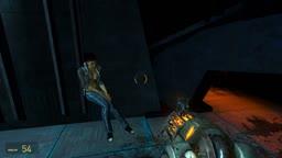 Half Life 2 Alyx Topless