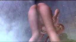 DOA5LR - Naoka Shower Scene