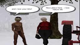 Hot Milf and the Farmer