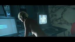 Jake & Sherry Naked Cut Scene #13