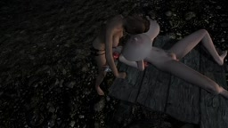 skyrim: crazy blowjob