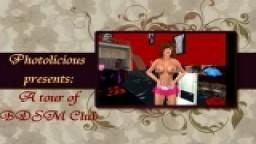 A tour of BDSM Club