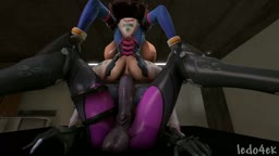 D'va and widow(Extended Version)