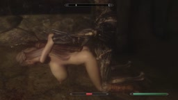skyrim : sex with undeed