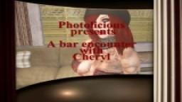 A bar encounter with Cheryl