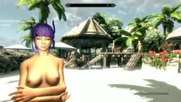 ayane on doa sluts island