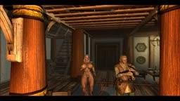 Skyrim Nude Mod - Xena and Bard