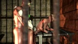 SFM Mortal Kombat
