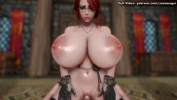 Big Tits Lesson - Preview