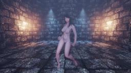 [UE4] Megu Megu Fire Endless Nigh