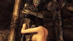 Inappropriate Skyrim Shenanigans 4