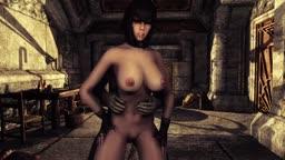 Inappropriate Skyrim Shenanigans 6
