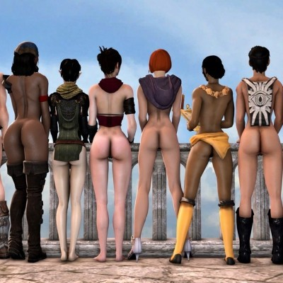 Dragon Age Hot Girls