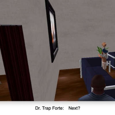 Dr. Trap Forte Sex Therapy for Anonymous Client