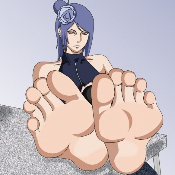 Konan Goddess Angel