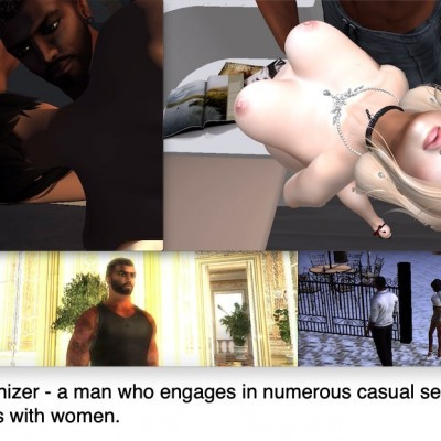 Womanizer? (Orgasmic Second Life, SL Sex)