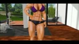 Heidi's Sexercise 2 Part 1