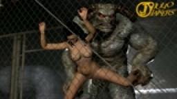Miranda raped by Demon