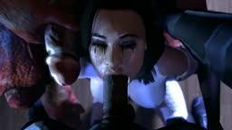 Miranda Lawson gang raped