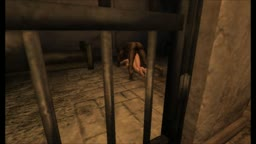 Cute elf raped by orc in prison