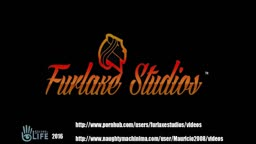 Furlaxe Studios: Bro and Sis Playtime