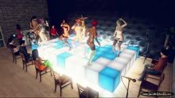 Chocolate Paradise Strip Club