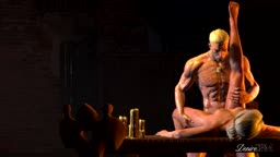 Obsession - Ciri & Geralt (Witcher)