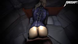 MINDSHIFT - JILL VALENTINE POV AT SPENCER ESTATE part 3