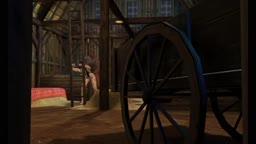 """Lara Croft """"The Barn 2"""""""