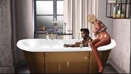 Fuck in bath !!!