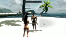 kokoro on doa sluts island