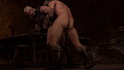 Geralt and the Dragon born