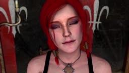 Triss Merigold - Night Sex