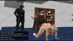 O Ataque do Cão Policial