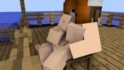 Minecraft Futa Sex Cum Bucket Youtuber