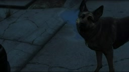 Mom rewards Dog (Fallout 4 test)